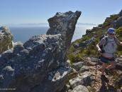 Фото из путешествия в ЮАР в 2013 году. Вот это - для мужчин: рюкзак и треккинговые палки )))