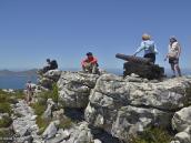 Фото из путешествия в ЮАР в 2013 году. Когда-то в XIX в у англичан здесь была оборудована сторожевая береговая батарея.