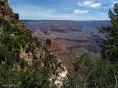 Фото из тура в США в мае-июне 2010 года. Вид на Гранд Каньон, Аризона.