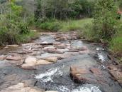 Фото из тура в Венесуэлу в феврале-марте 2012. Первое препятствие - небольшой ручеек.