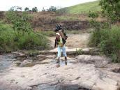 Фото из тура в Венесуэлу в феврале-марте 2012. Девушка-носильщик.