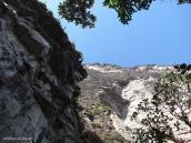 Фото из тура в Венесуэлу в феврале-марте 2012. Отвесная стена все время справа, до финиша еще далеко.