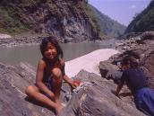 Непальские дети