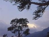 Вечер в долине Катманду