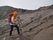 Восхождение на вулкан Горелый