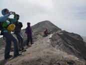 Путешествие по Камчатке, восхождение на вулкан Горелый