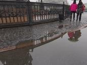 Исаакиевская площадь. СПб за 24 часа.