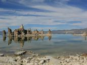 Соленое озеро Моно. Автор фото Ксения Каминская