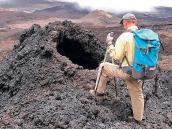 Реюньон: осмотр вулканических образований, фумарол