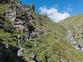 Акклиматизационная прогулка. Восхождение на Эльбрус с Севера.