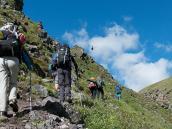 Акклиматизационная прогулка. Восхождение на Эльбрус с Севера. Тур по России