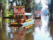Тур в Мексику, Гондолы в Сочимилько