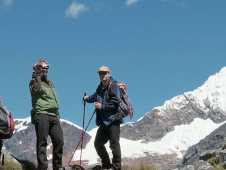 Треккинг в Перу вокруг Альпамайо, Кордильера Бланка
