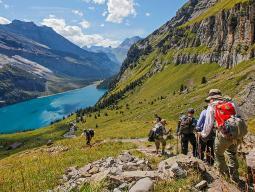 тур в Швейцарию, треккинг в Альпах, 10 дней