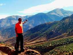 Марокко треккинг, вохсождение на Тубкаль