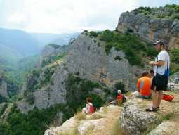 Треккинг в Большой каньон Крыма