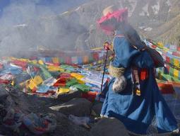 Паломничество в Тибет к горе Кайлас.