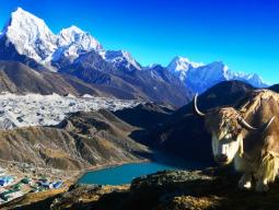 тур в Непал треккинг Гокио Эверест