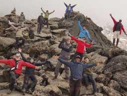 Восхождение на Килиманджаро, акклиматизация на Лавовой башне
