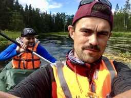 Сплав на байдарках по реке Оредеж
