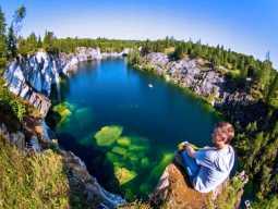 Карельская Кругосветка: Особое путешествие по самым красивым местам Карелии