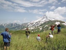 Активный тур на Камчатку, Неизведанный Мир