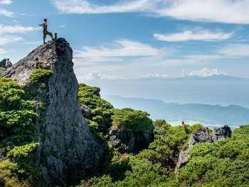 Путешествие на Курильские острова