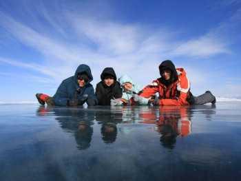 Зимний тур на Байкал. Путешествие по России
